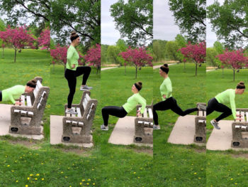 Park Bench Workout Cover Photo