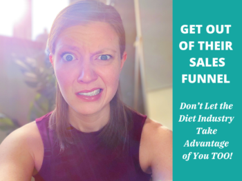 Get Out of Their Sales Funnel