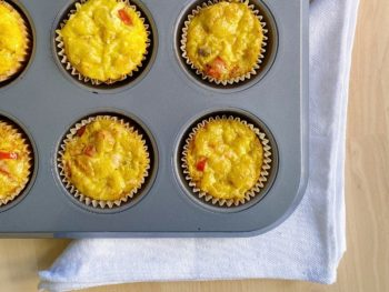 Low Carb Egg Muffins Recipe