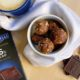 Chocolate Energy Balls with Collagen & Cranberries