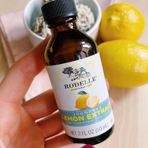 Rodelle Lemon Extract
