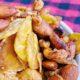 Paleo Honey Mustard Snack Mix