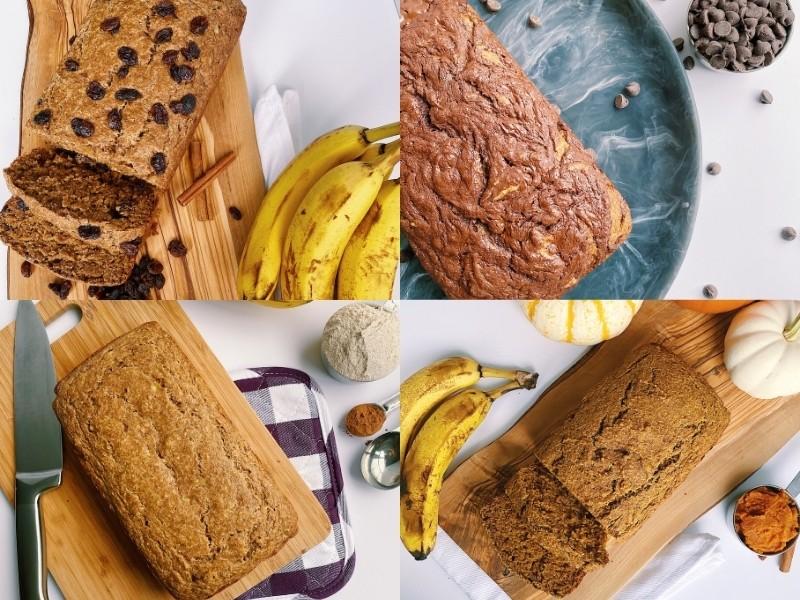 Banana Bread Variations