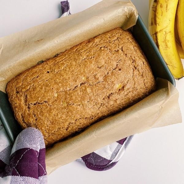 Fresh Banana Bread