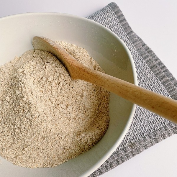 Banana Bread Dry Ingredients