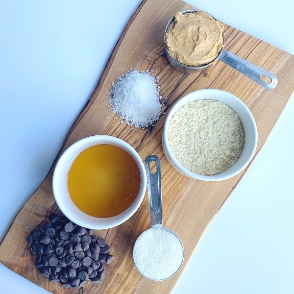 Ingredients for Protein Ball Recipe
