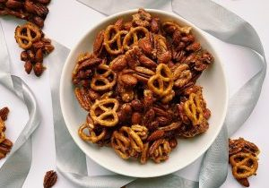 Sweet & Spicy Party Mix